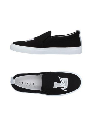 Фото - Низкие кеды и кроссовки от JOSHUA*S черного цвета