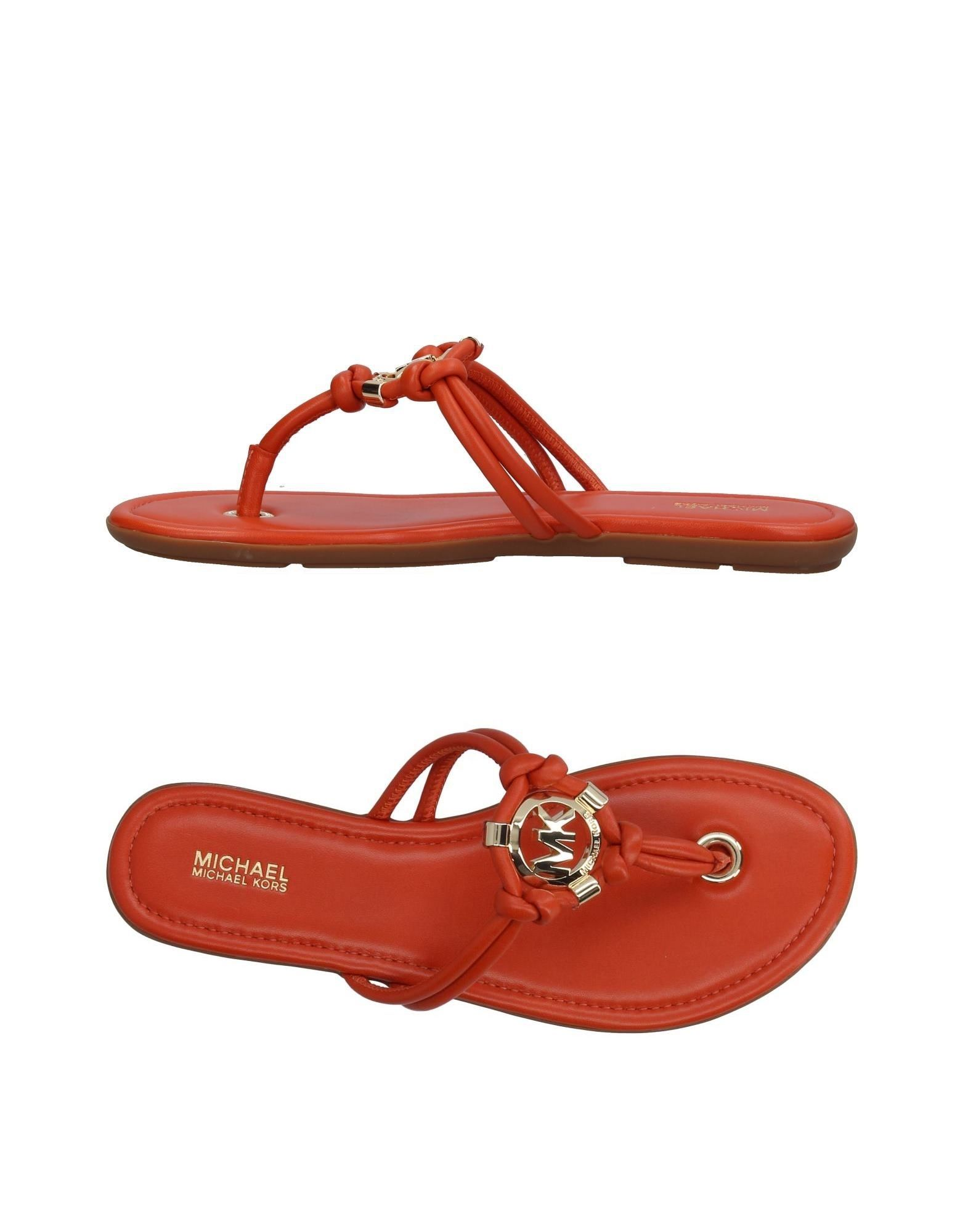 MICHAEL MICHAEL KORS Вьетнамки hot sale fashion woman casual shoes autumn and winter loafers for ladies metal decoration fashion shoes warm cashmere flats