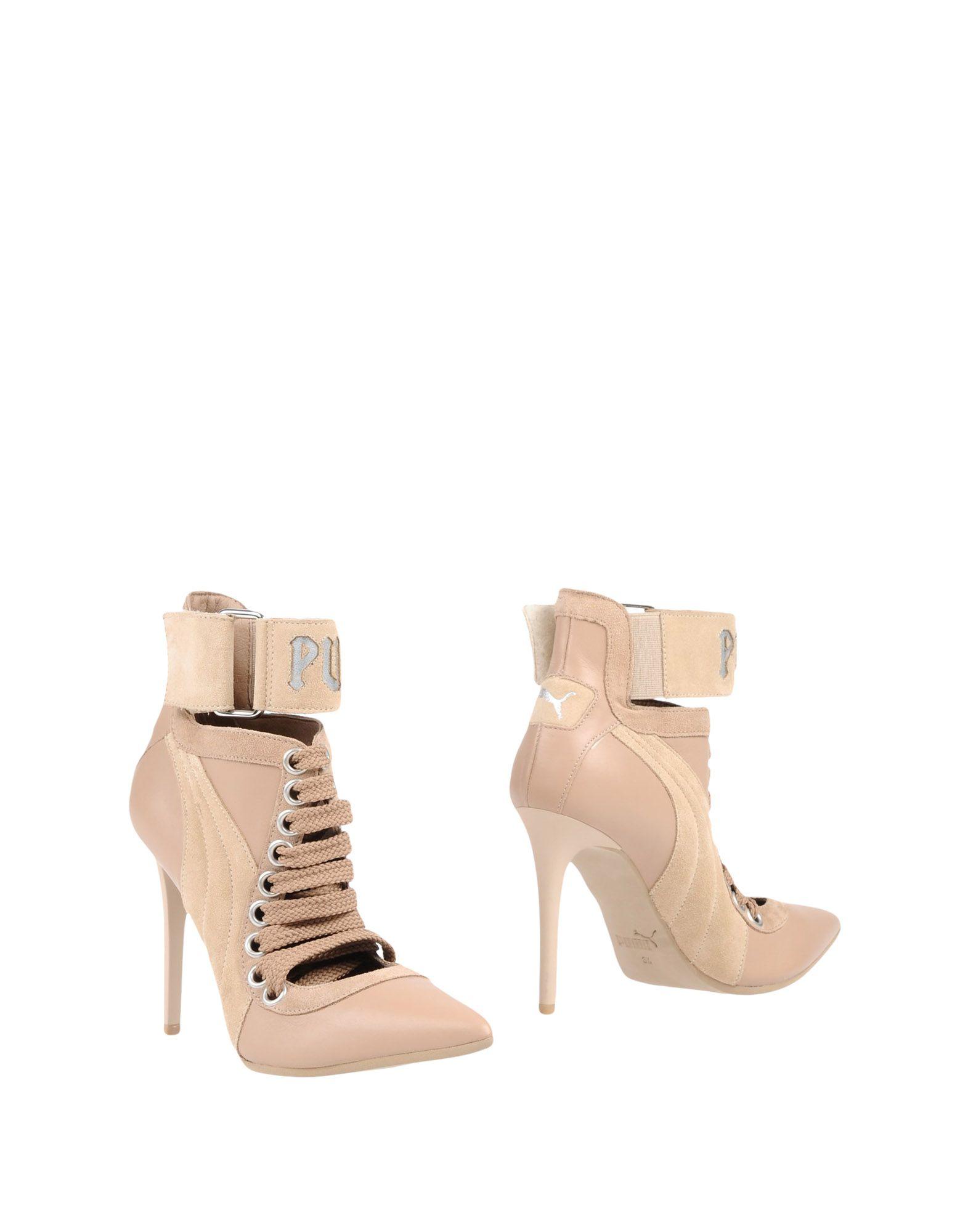 FENTY PUMA by RIHANNA Полусапоги и высокие ботинки rihanna x puma полусапоги и высокие ботинки