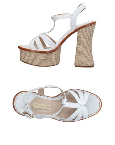Купить Женские сандали PALOMA BARCELÓ белого цвета