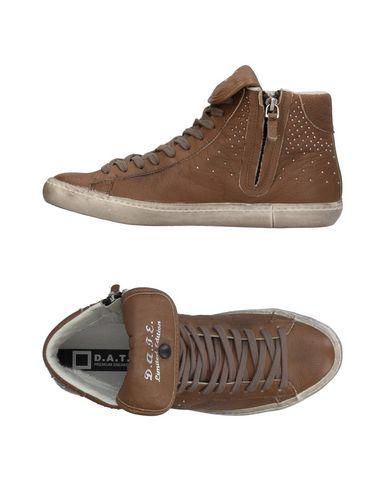 zapatillas D.A.T.E. Sneakers abotinadas mujer