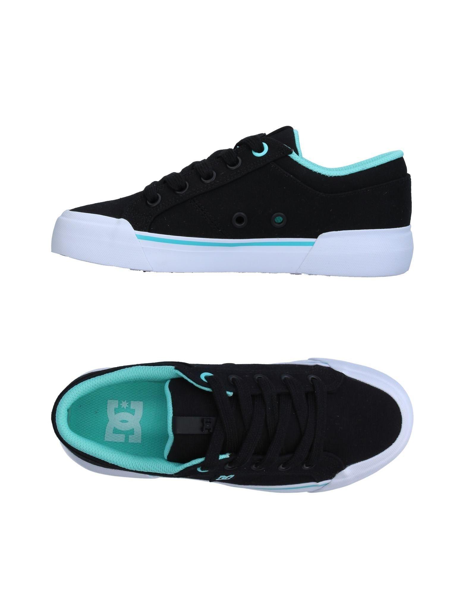 DC SHOECOUSA Низкие кеды и кроссовки кеды кроссовки высокие женские dc evan txse blue brown white