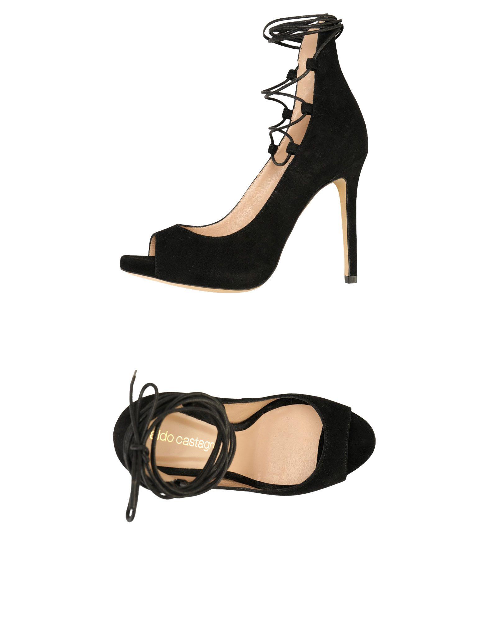 ALDO CASTAGNA Туфли цены онлайн