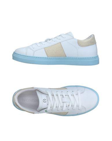 Фото - Низкие кеды и кроссовки от WOMSH белого цвета