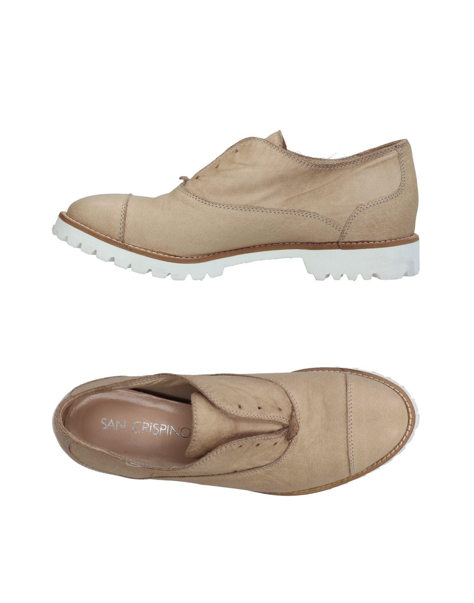 SAN CRISPINO Обувь на шнурках san crispino обувь на шнурках