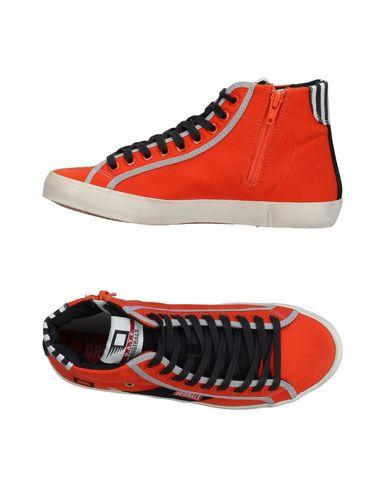 Sneackers Arancione donna D.A.T.E. ORIGINALS Sneakers&Tennis shoes alte donna