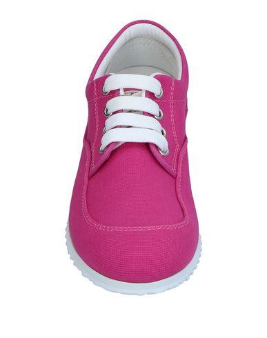 Фото 2 - Низкие кеды и кроссовки цвета фуксия