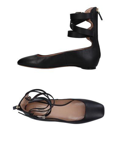 Купить Женские балетки  черного цвета