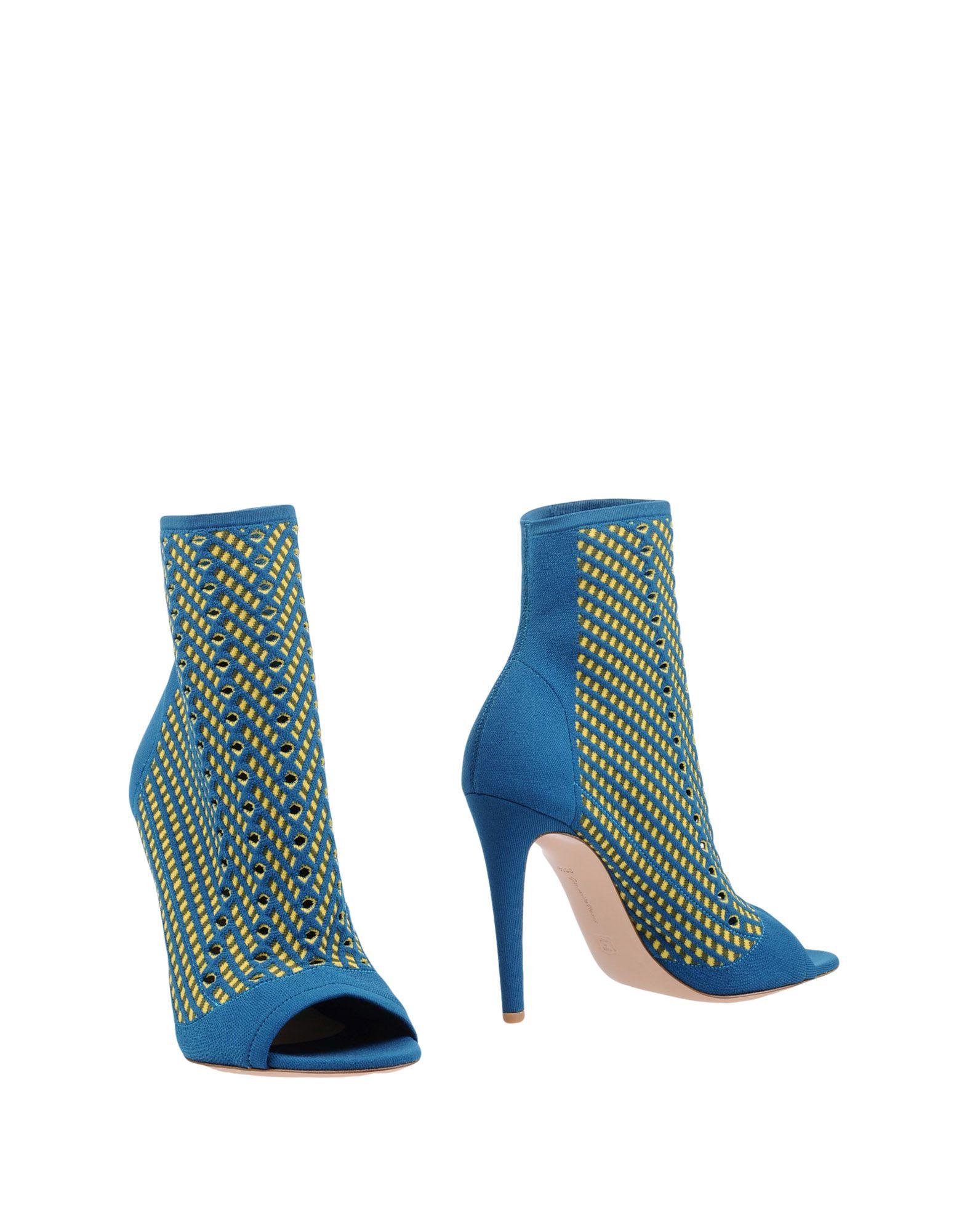 GIANVITO ROSSI Полусапоги и высокие ботинки цены онлайн