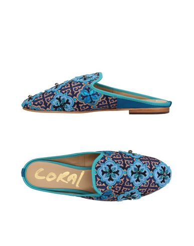 zapatillas CORAL BLUE Mules & Zuecos mujer