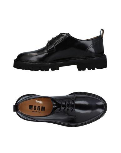 Фото - Обувь на шнурках от MSGM черного цвета