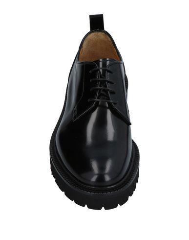 Фото 2 - Обувь на шнурках от MSGM черного цвета