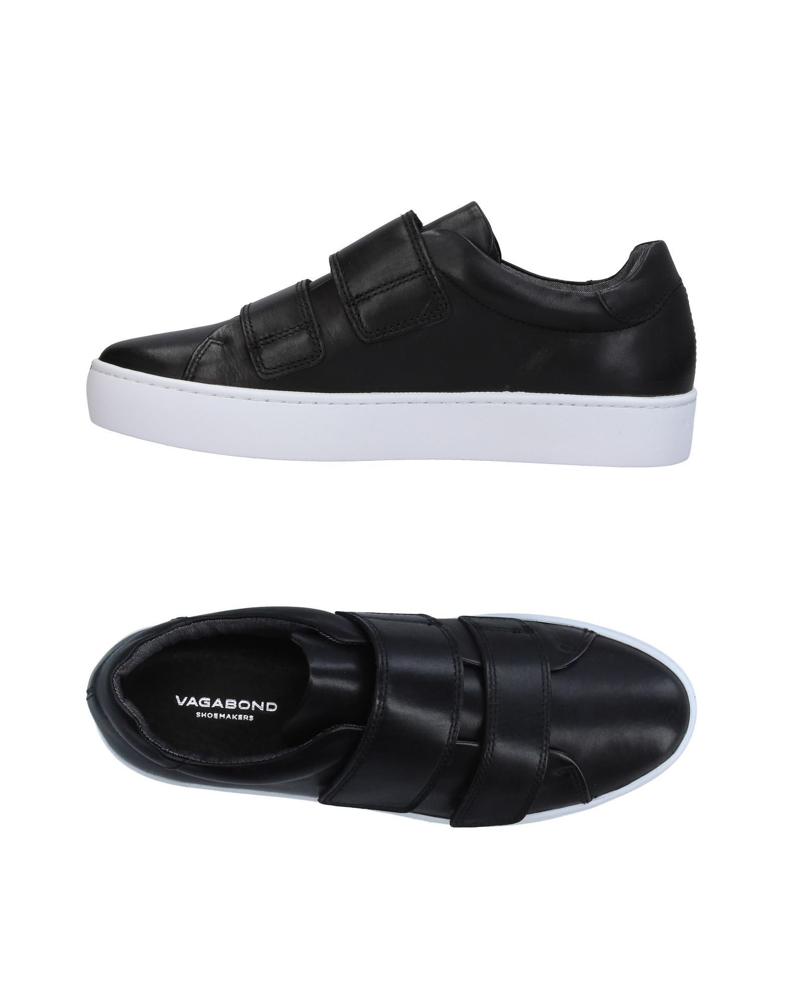 VAGABOND SHOEMAKERS Низкие кеды  кроссовки