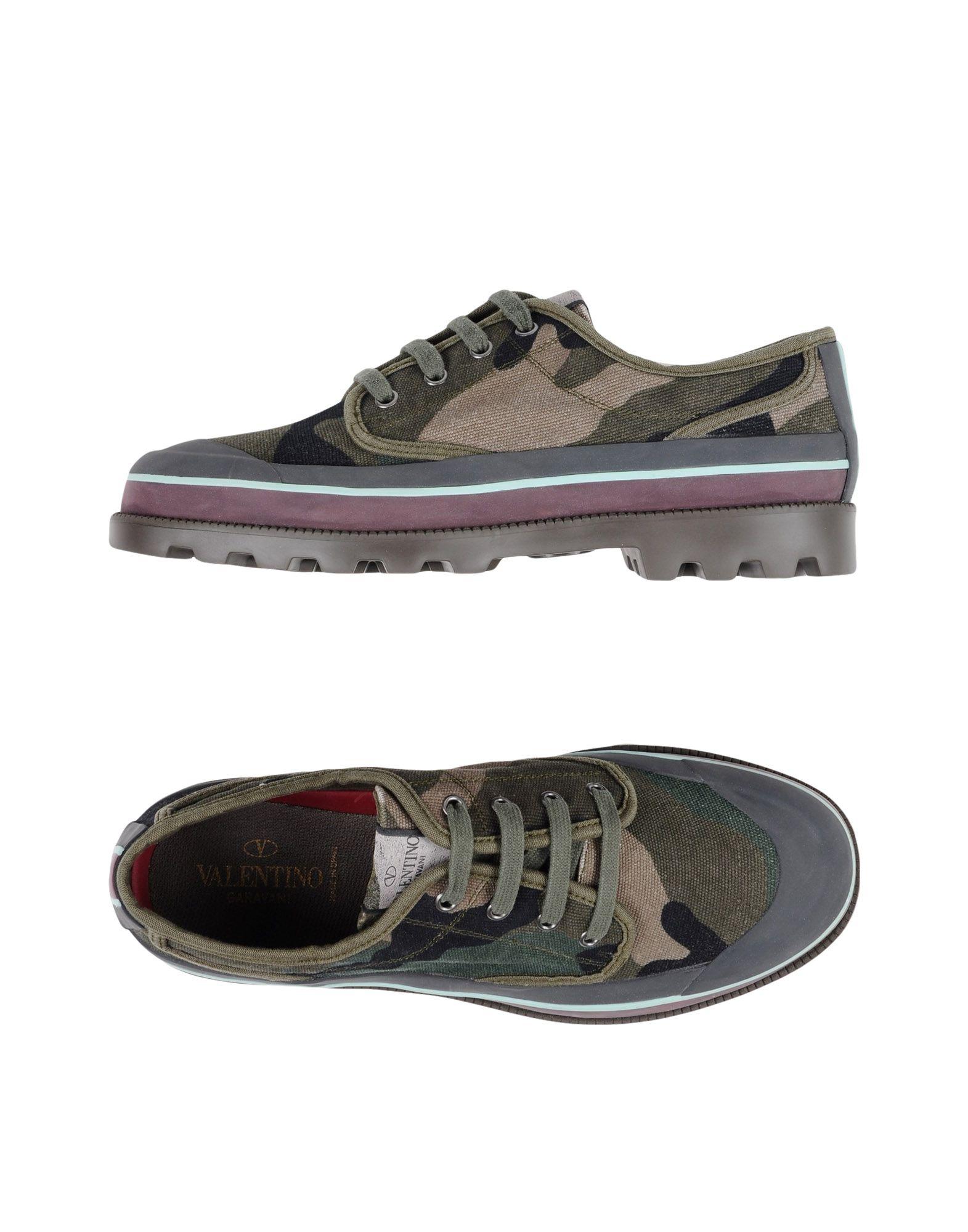 VALENTINO GARAVANI Обувь на шнурках цены онлайн