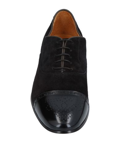 Фото 2 - Обувь на шнурках от J.J. черного цвета