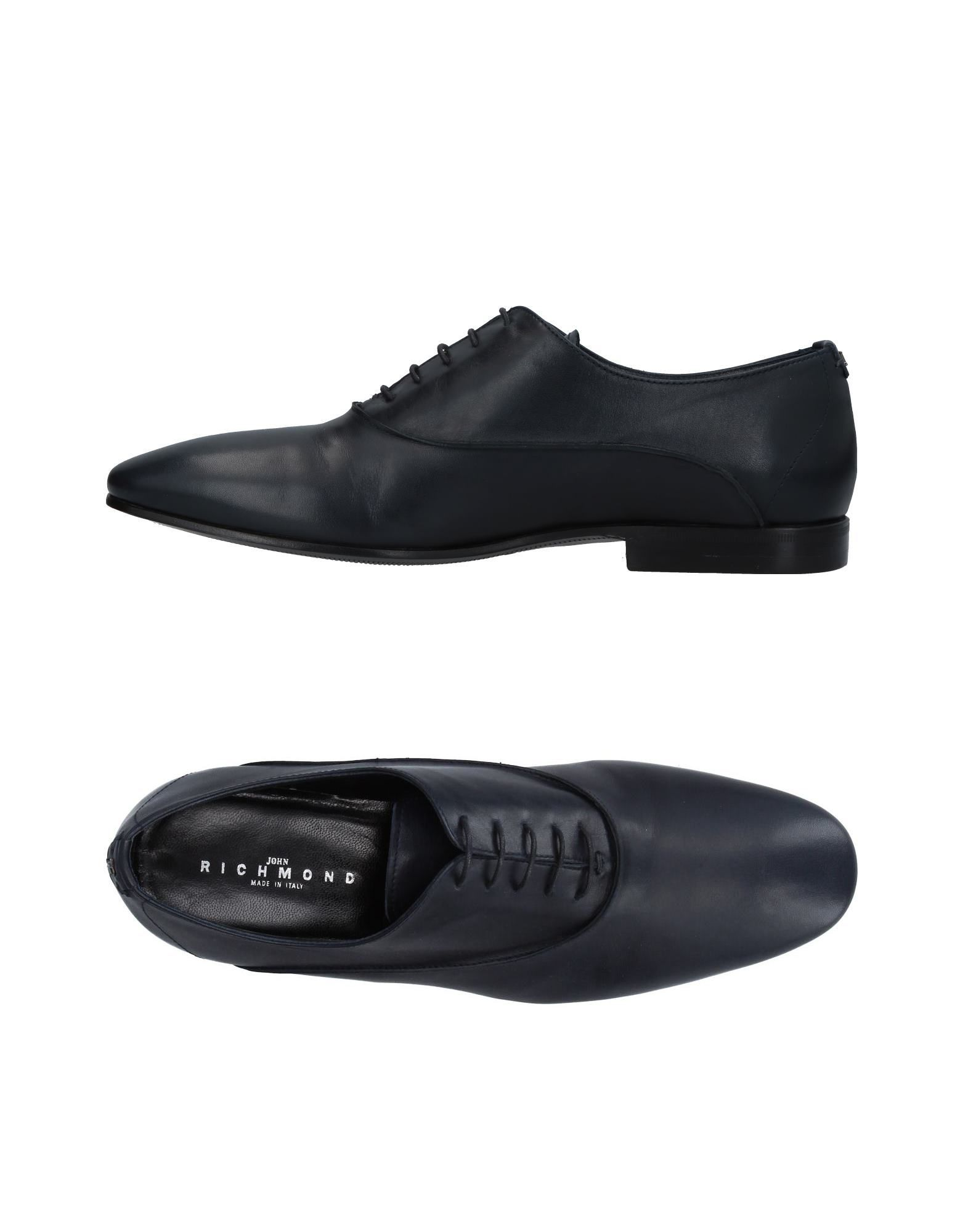 JOHN RICHMOND Обувь на шнурках цены онлайн
