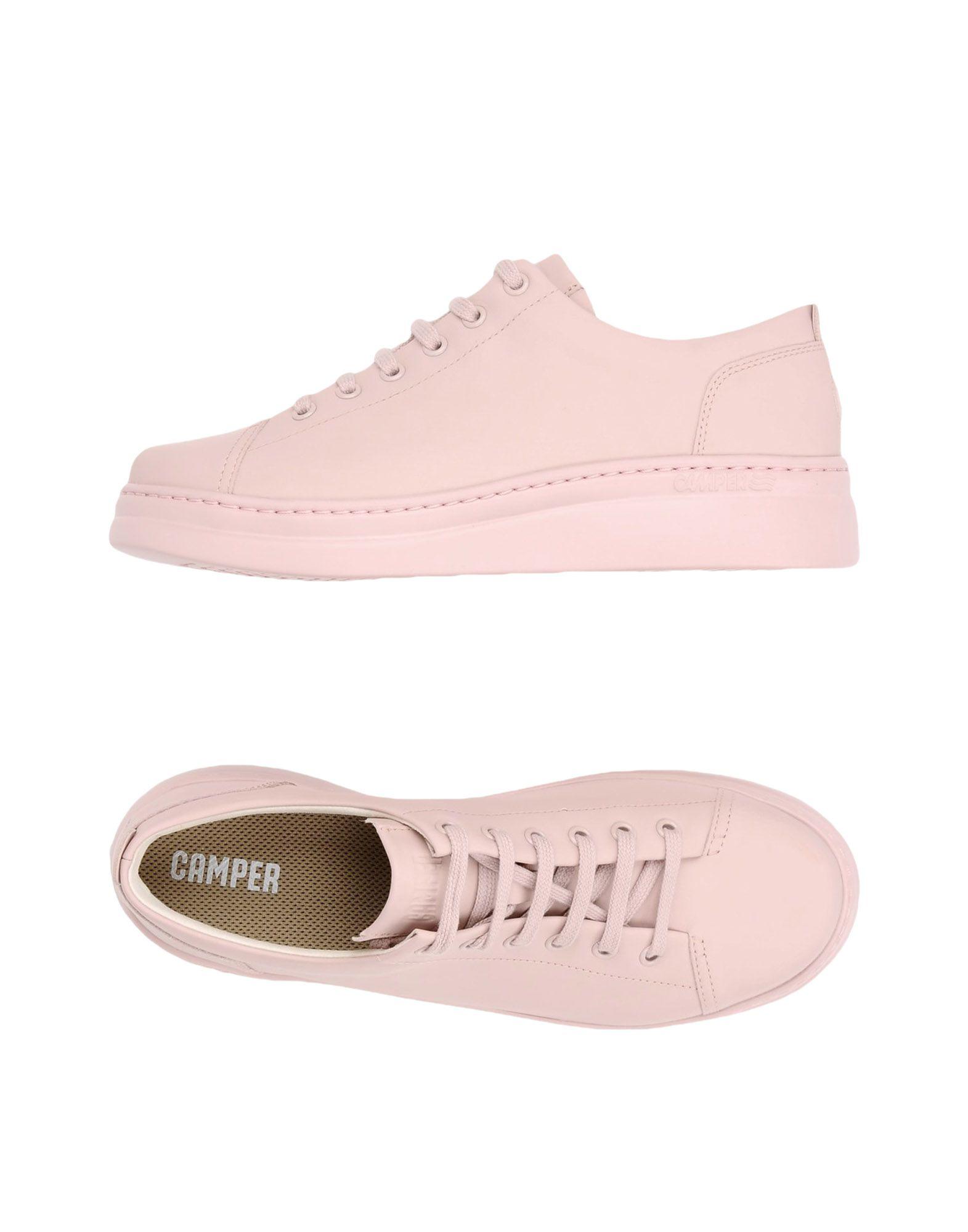 CAMPER Низкие кеды и кроссовки цены онлайн