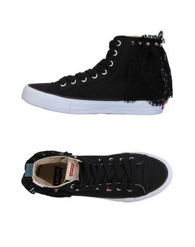 zapatillas LEVI S RED TAB Sneakers abotinadas mujer