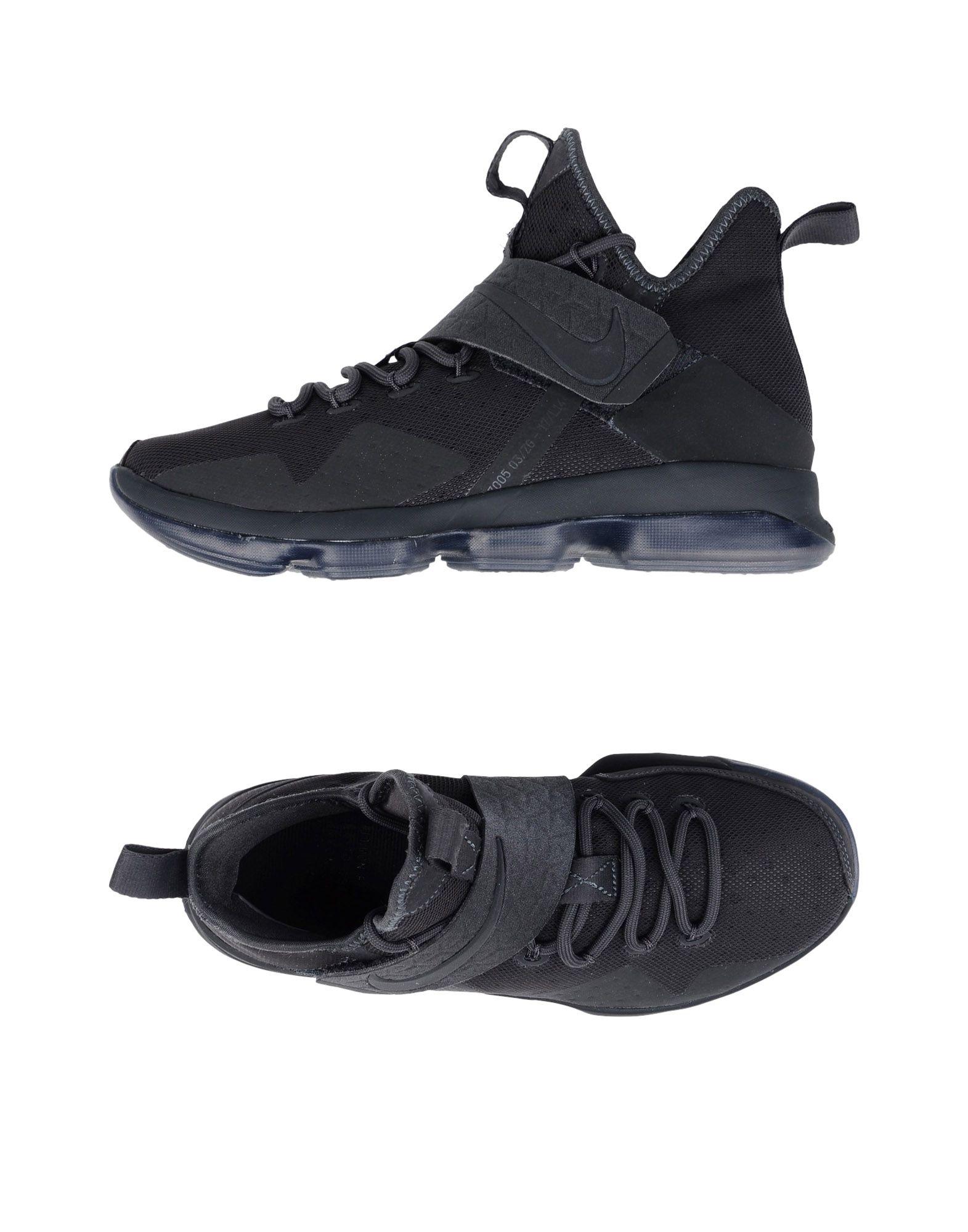 NIKE Высокие кеды и кроссовки кеды кроссовки высокие dc council mid tx stone camo