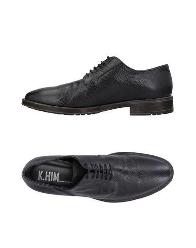 Фото - Обувь на шнурках от K.HIM черного цвета