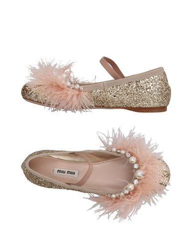 zapatillas MIU MIU Bailarinas mujer