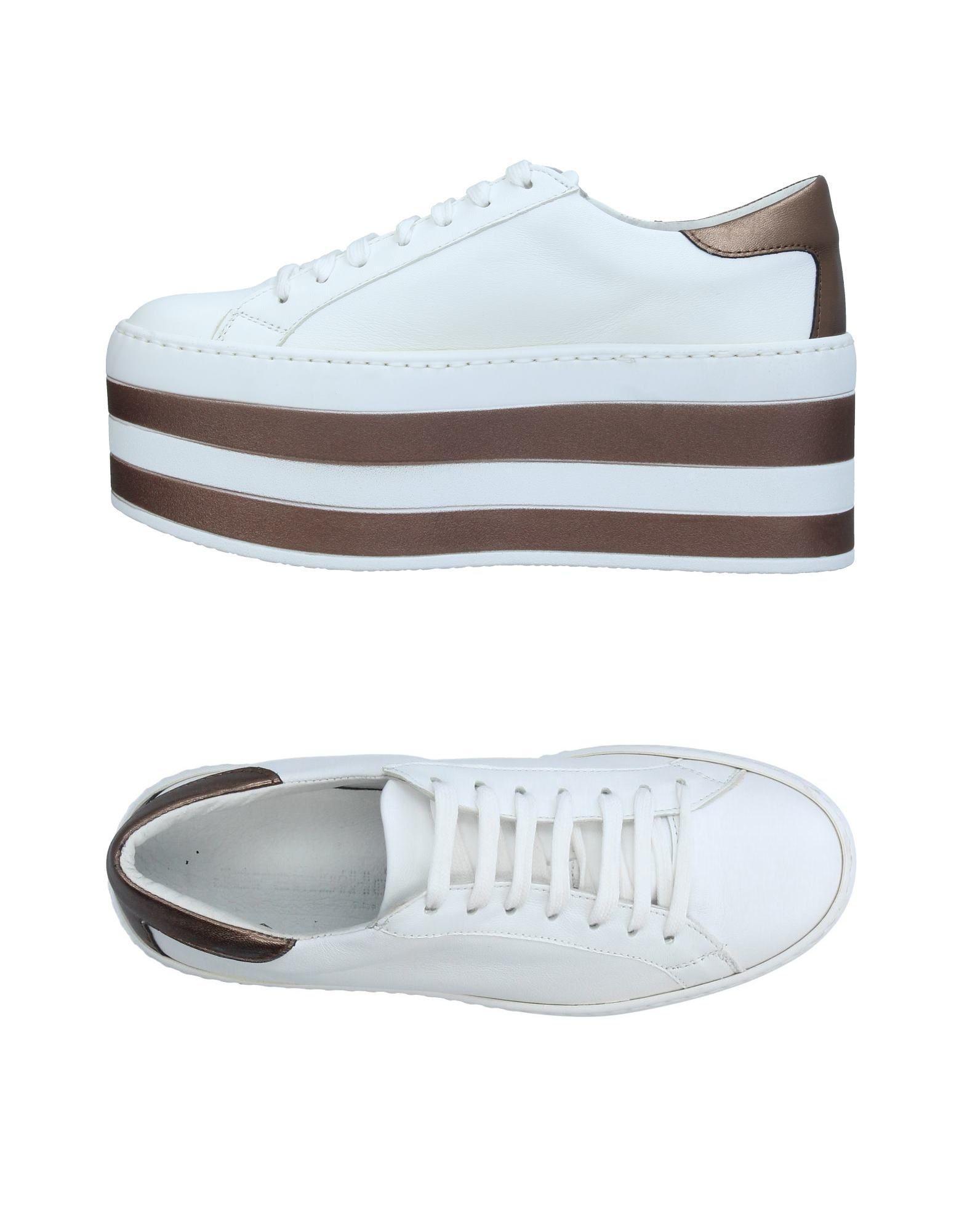 цена на JEREMY-HO Низкие кеды и кроссовки