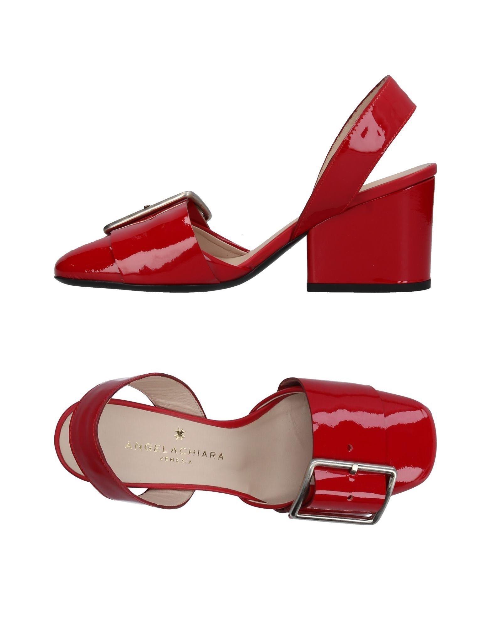 ANGELA CHIARA VENEZIA Sandals in Red