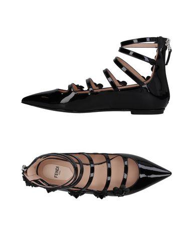 zapatillas FENDI Bailarinas mujer