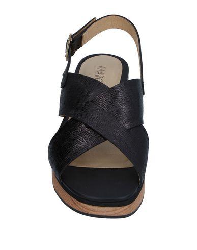 Фото 2 - Женские сандали MARCELA YIL черного цвета