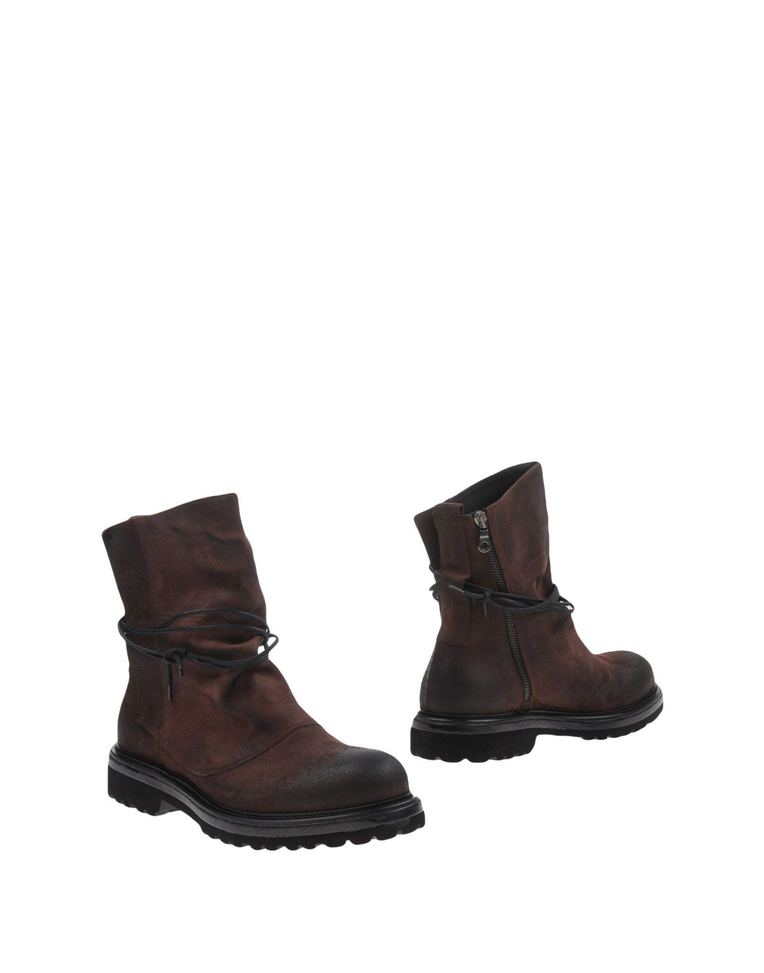MARCEL MARTILLO Полусапоги и высокие ботинки marcel martillo низкие кеды и кроссовки