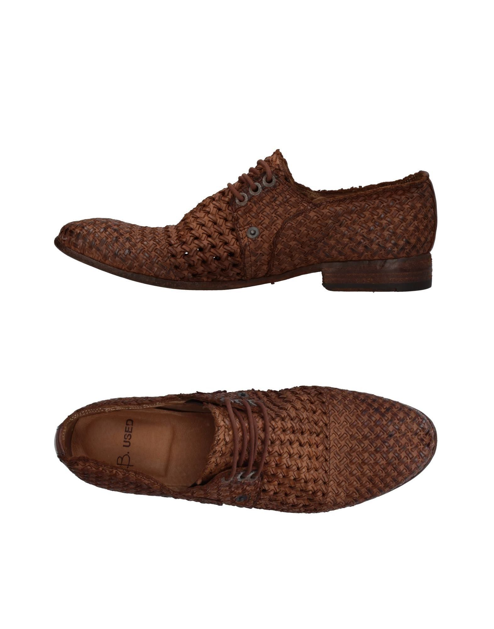 B. USED Обувь на шнурках used