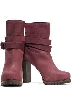 BRUNELLO CUCINELLI Nubuck ankle boots