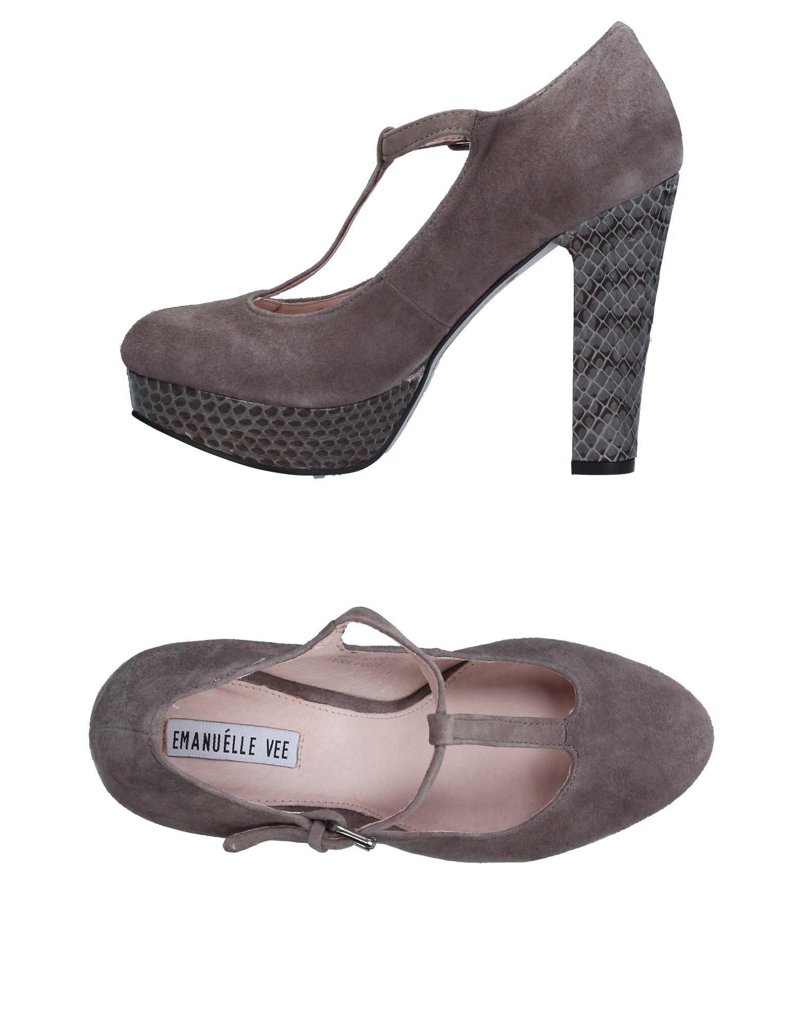 EMANUÉLLE VEE Туфли цены онлайн