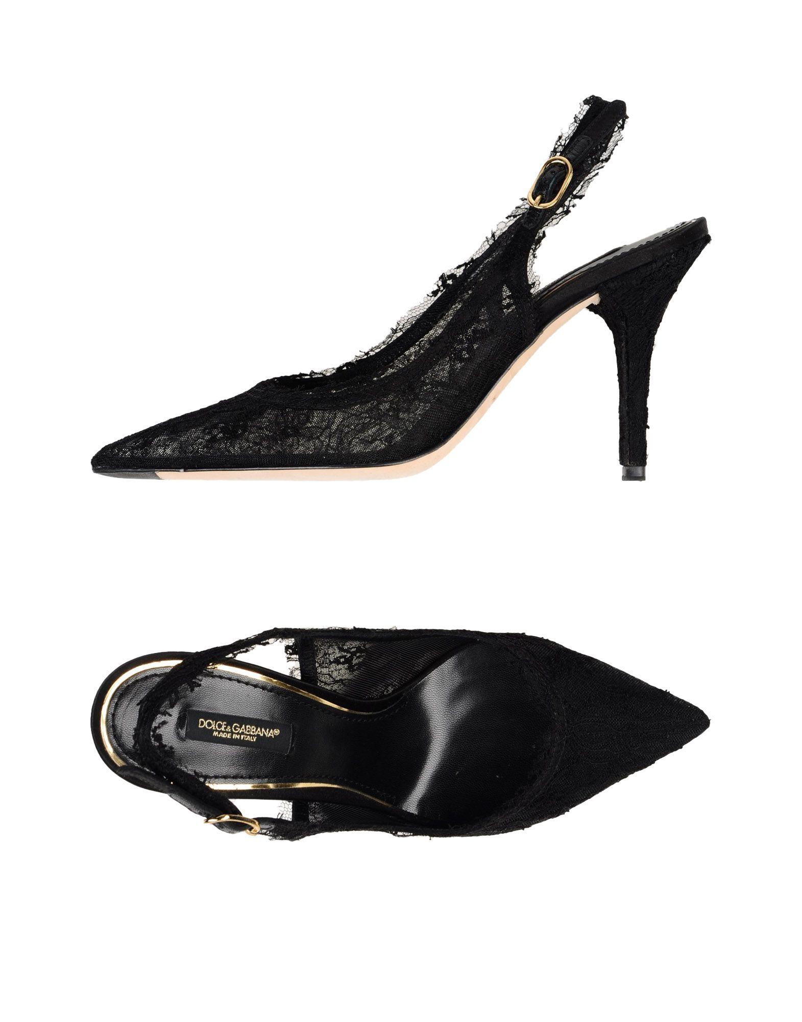 цена DOLCE & GABBANA Туфли онлайн в 2017 году