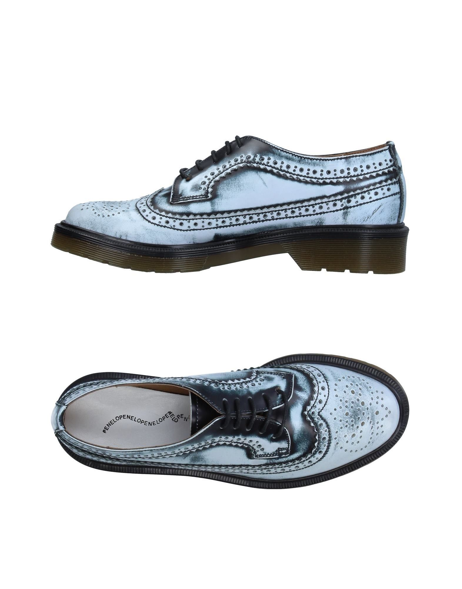 PENELOPE Обувь на шнурках цены онлайн