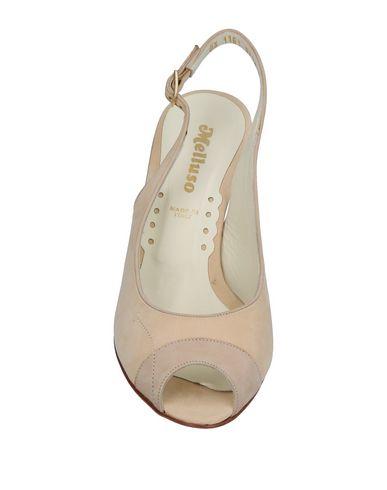 Фото 2 - Женские сандали  цвет слоновая кость