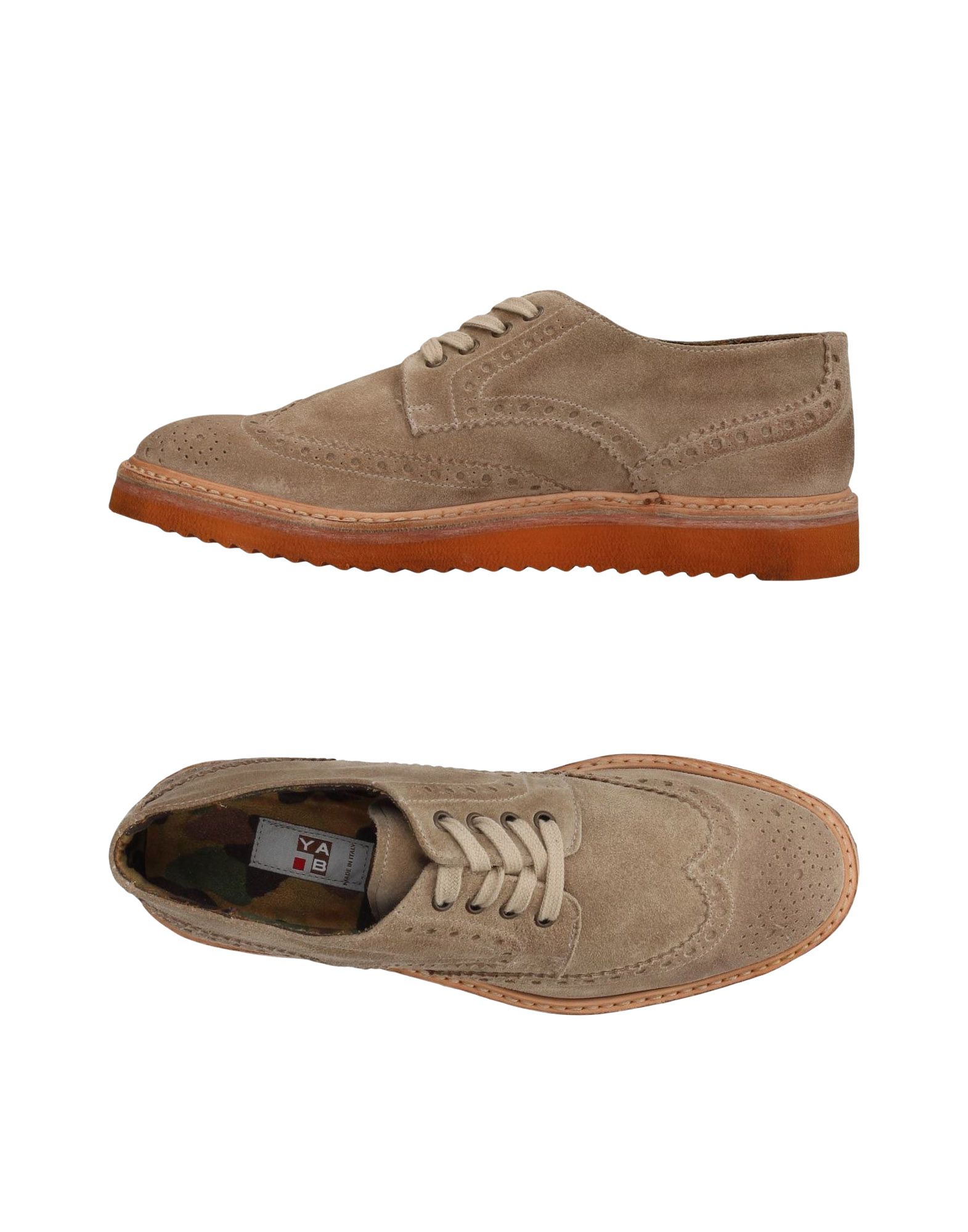 YAB Обувь на шнурках melissa обувь на шнурках