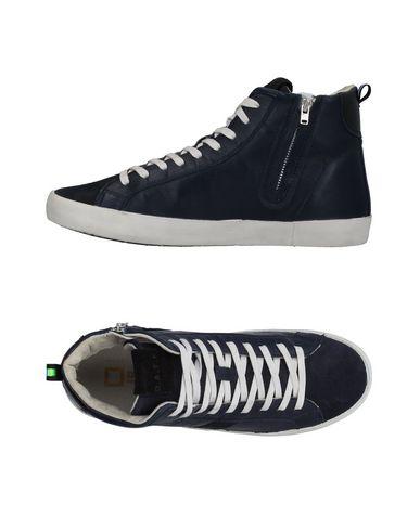 Высокие кеды и кроссовки от D.A.T.E.