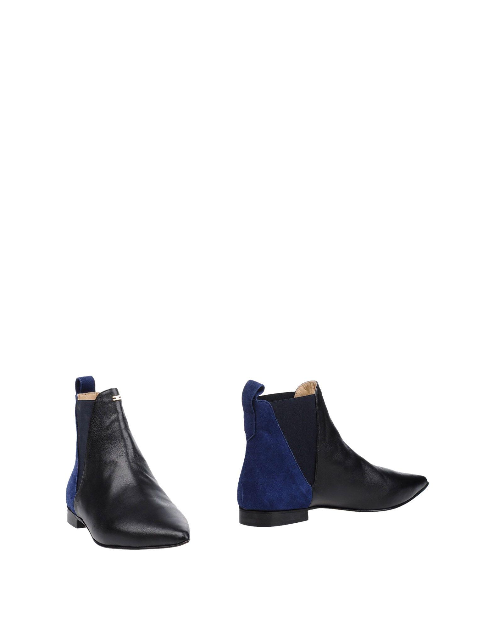 ELISABETTA FRANCHI Полусапоги и высокие ботинки