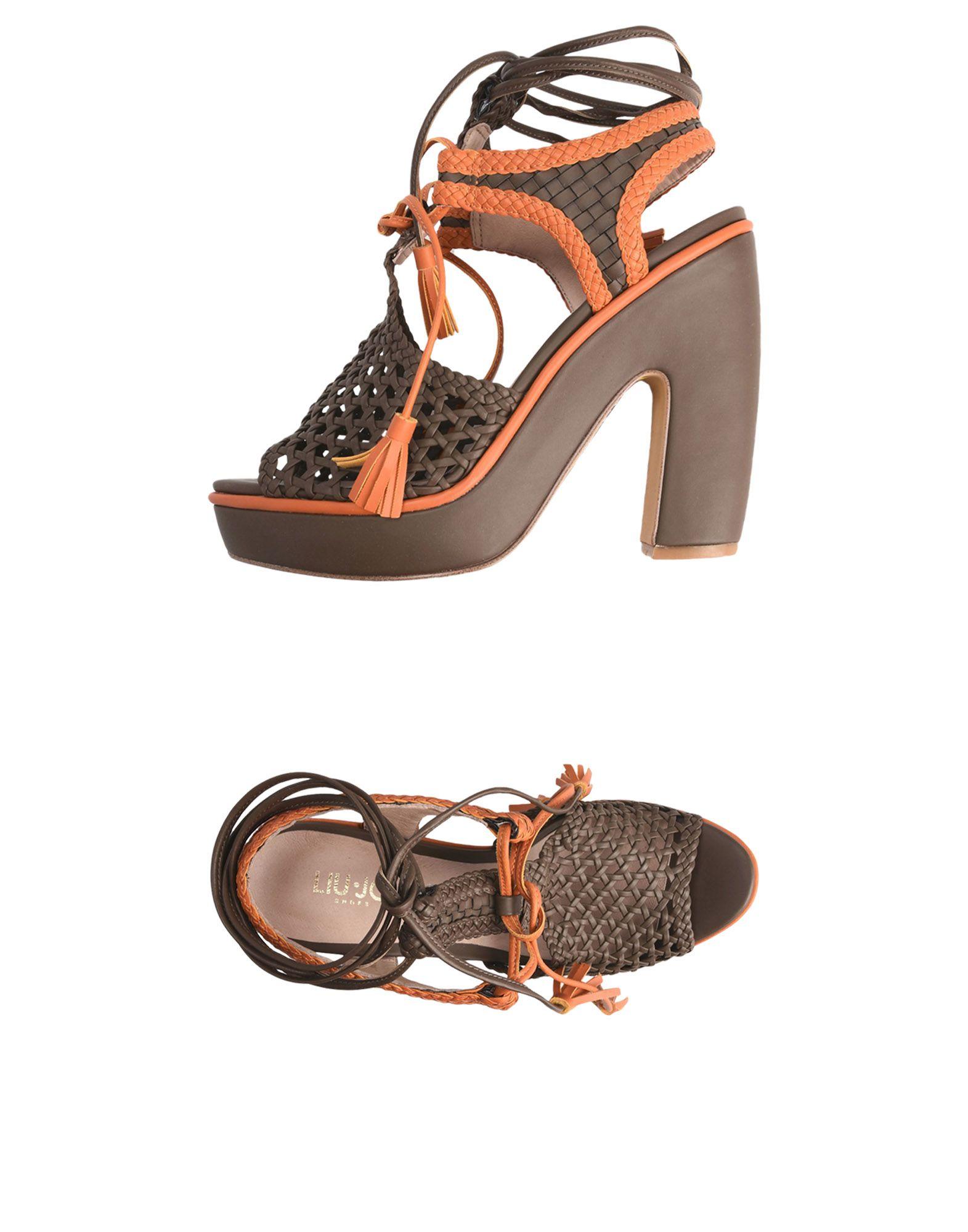 LIU •JO SHOES Сандалии shoes and more сандалии