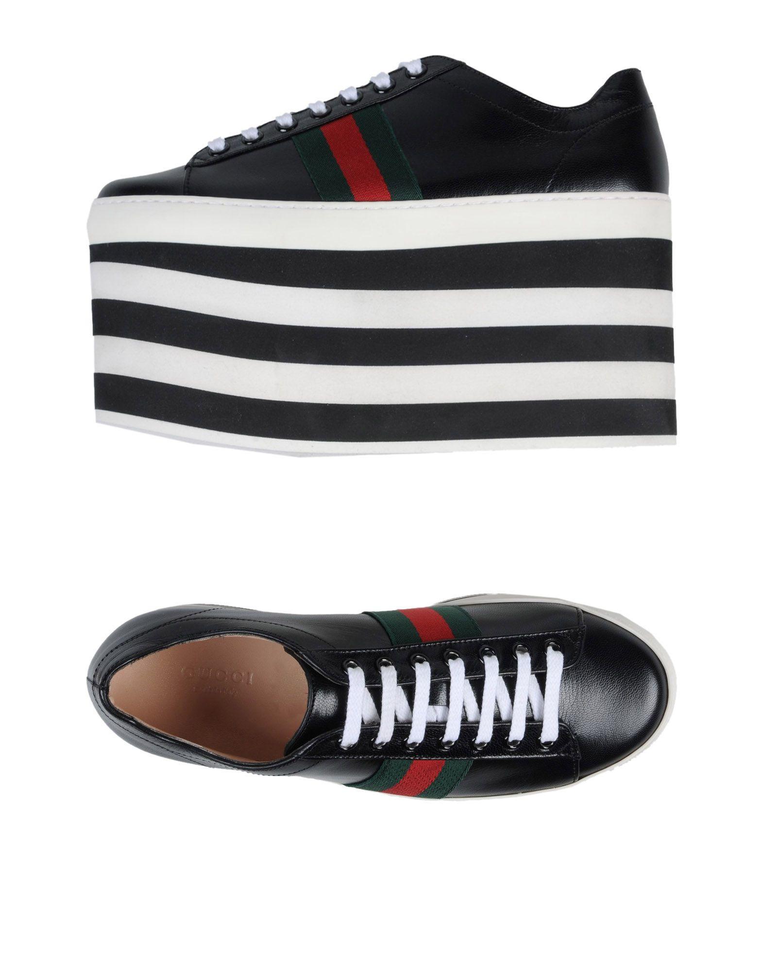 GUCCI Обувь на шнурках цены онлайн