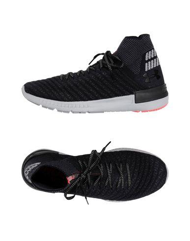Фото - Низкие кеды и кроссовки от UNDER ARMOUR черного цвета