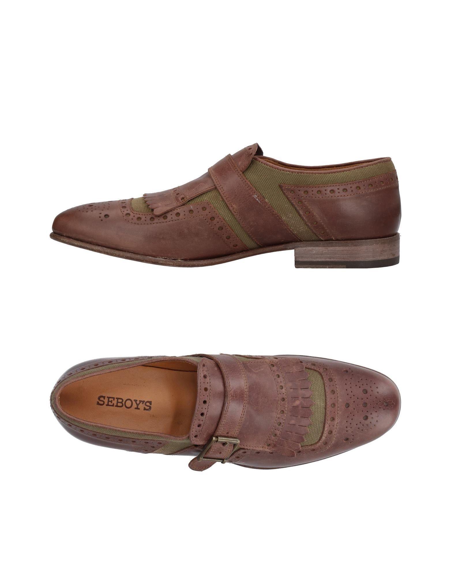 SEBOYS Loafers in Brown