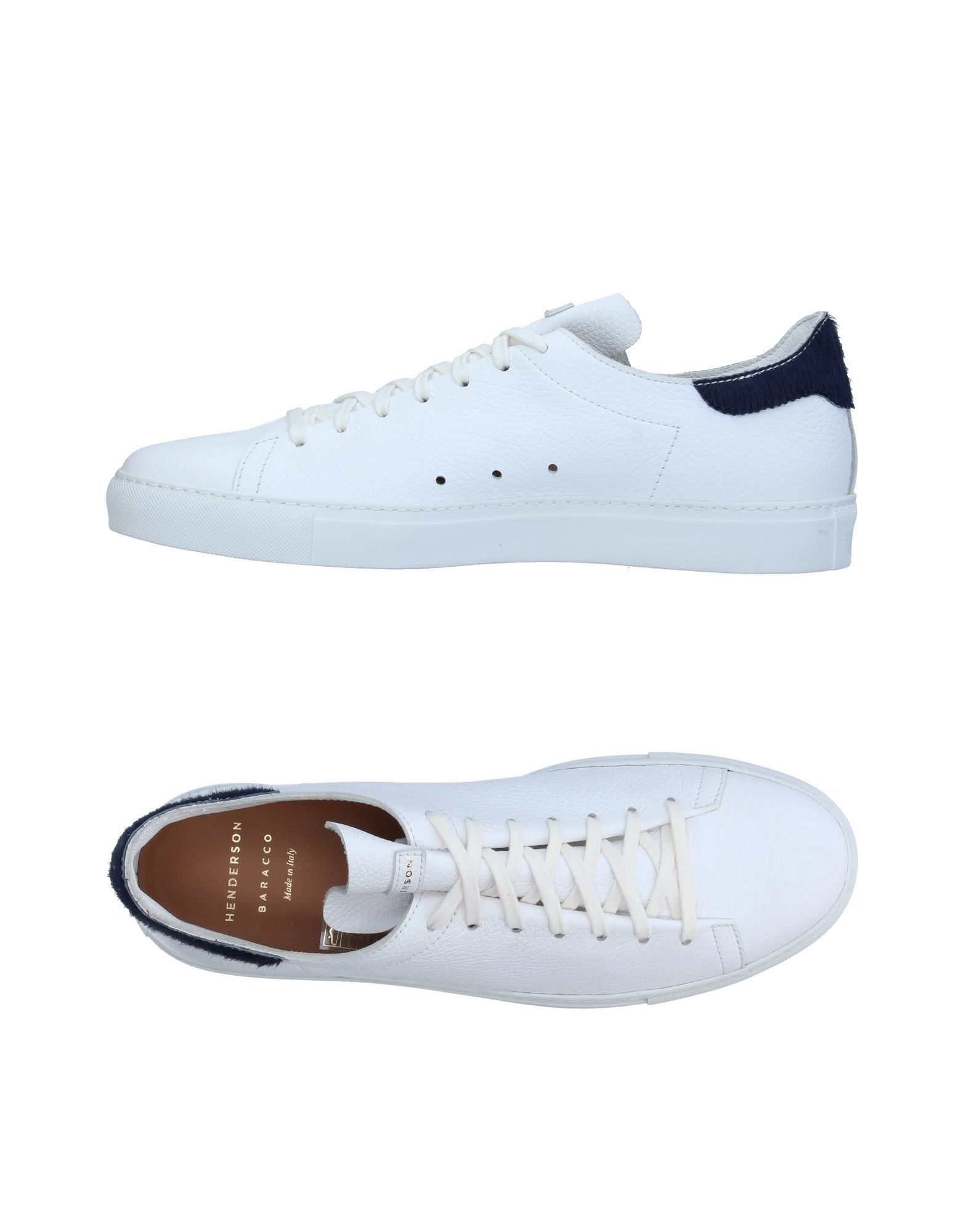 HENDERSON BARACCO Низкие кеды и кроссовки цены онлайн
