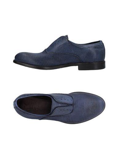 Фото - Обувь на шнурках грифельно-синего цвета