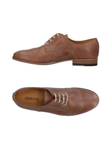 SEBOY'S Chaussures à lacets femme