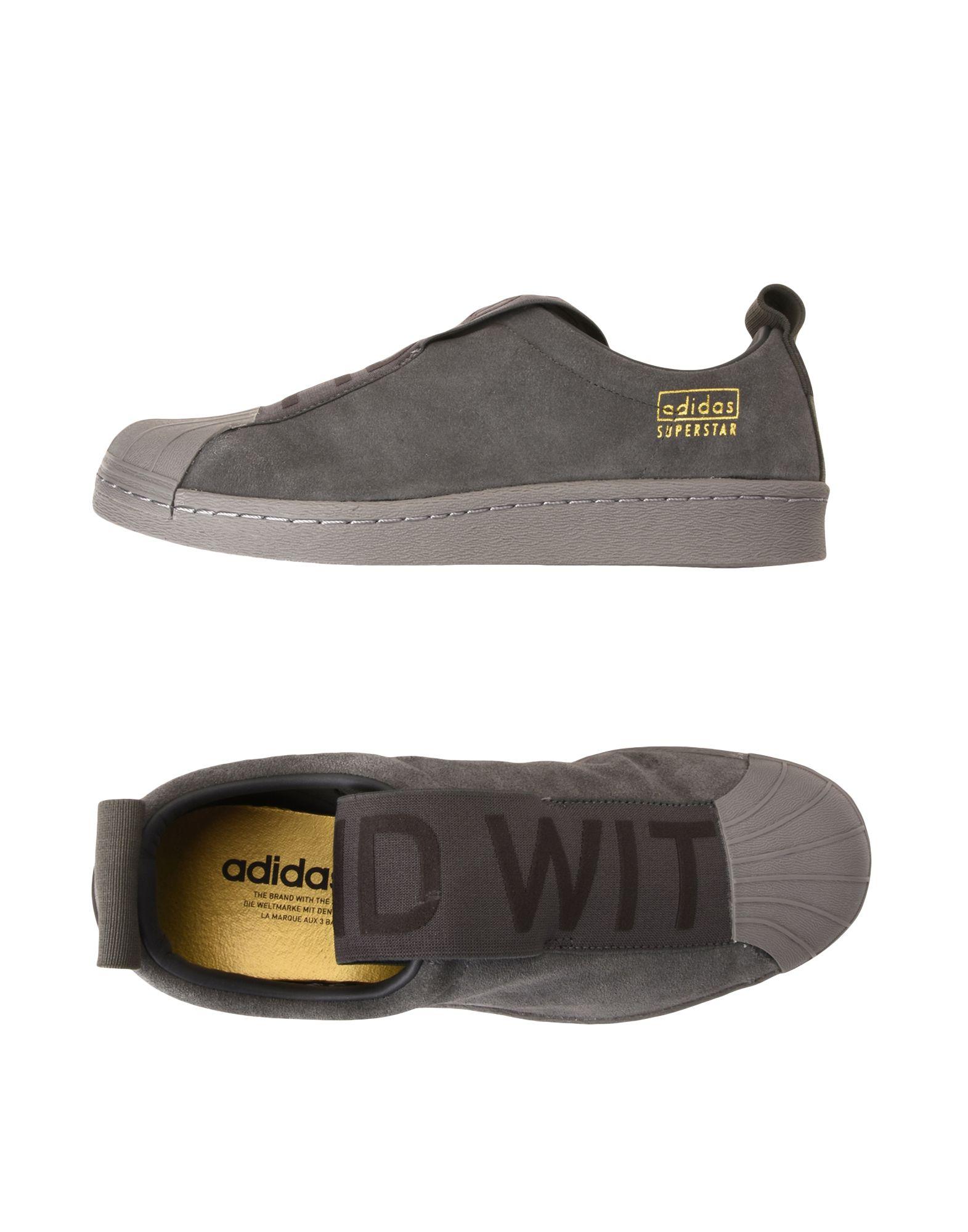 ADIDAS ORIGINALS Низкие кеды и кроссовки adidas x pharrell little kids superstar supercolor