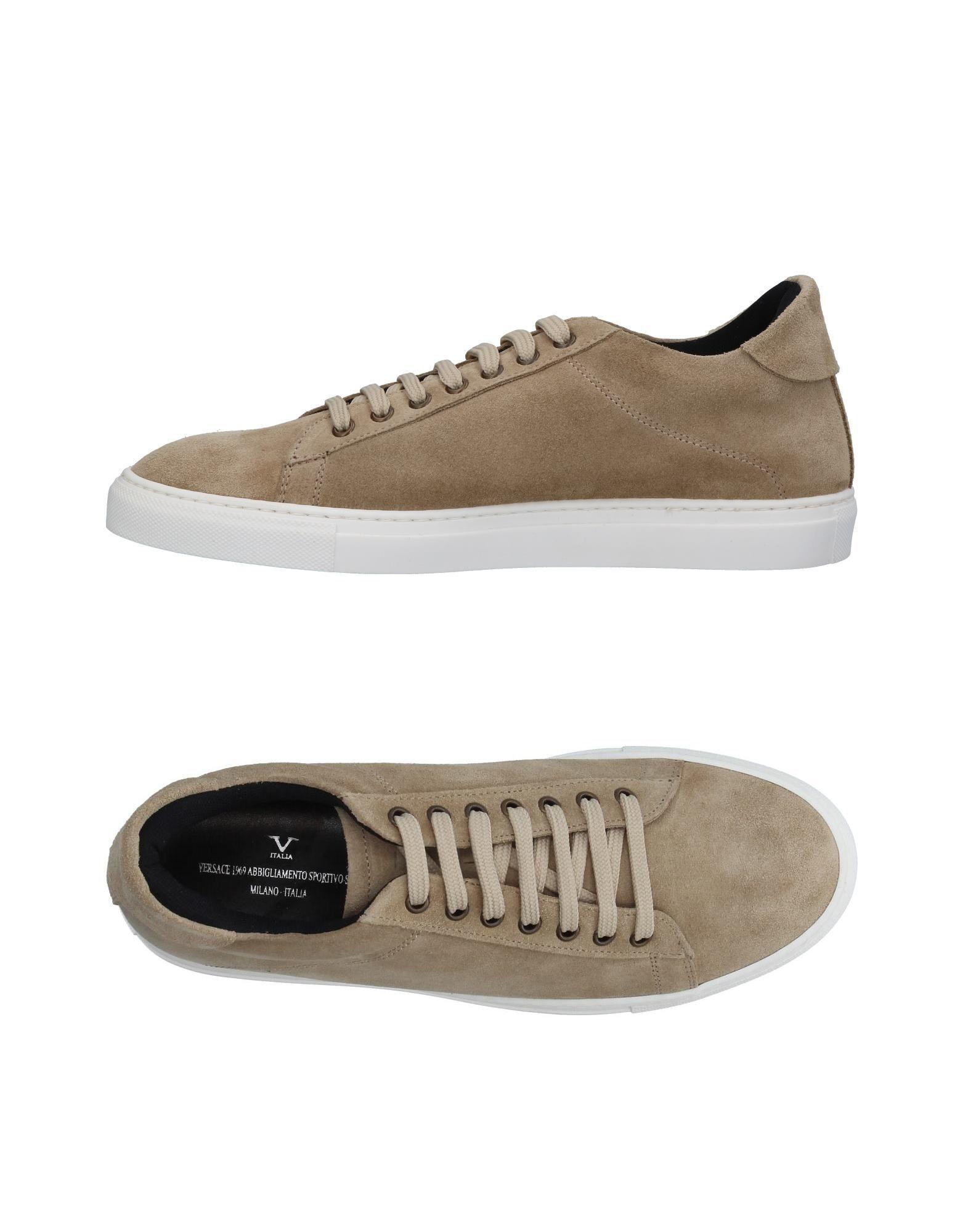V ITALIA Низкие кеды и кроссовки