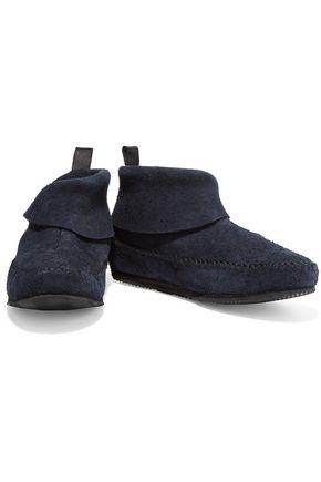 RAG & BONE Brixton suede moccasin boots