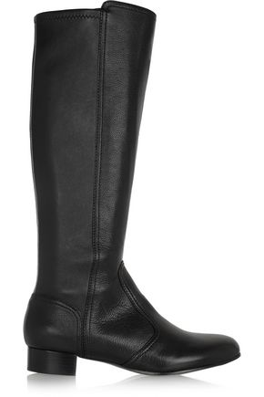 TORY BURCH Hendin leather knee boots